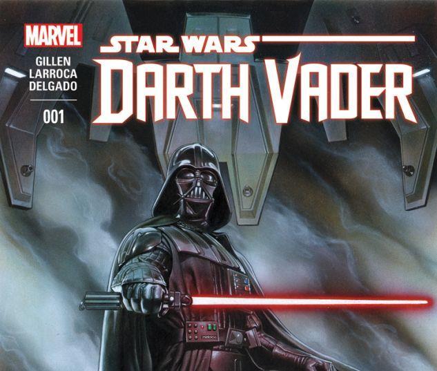 Fumetto di Darth Vader