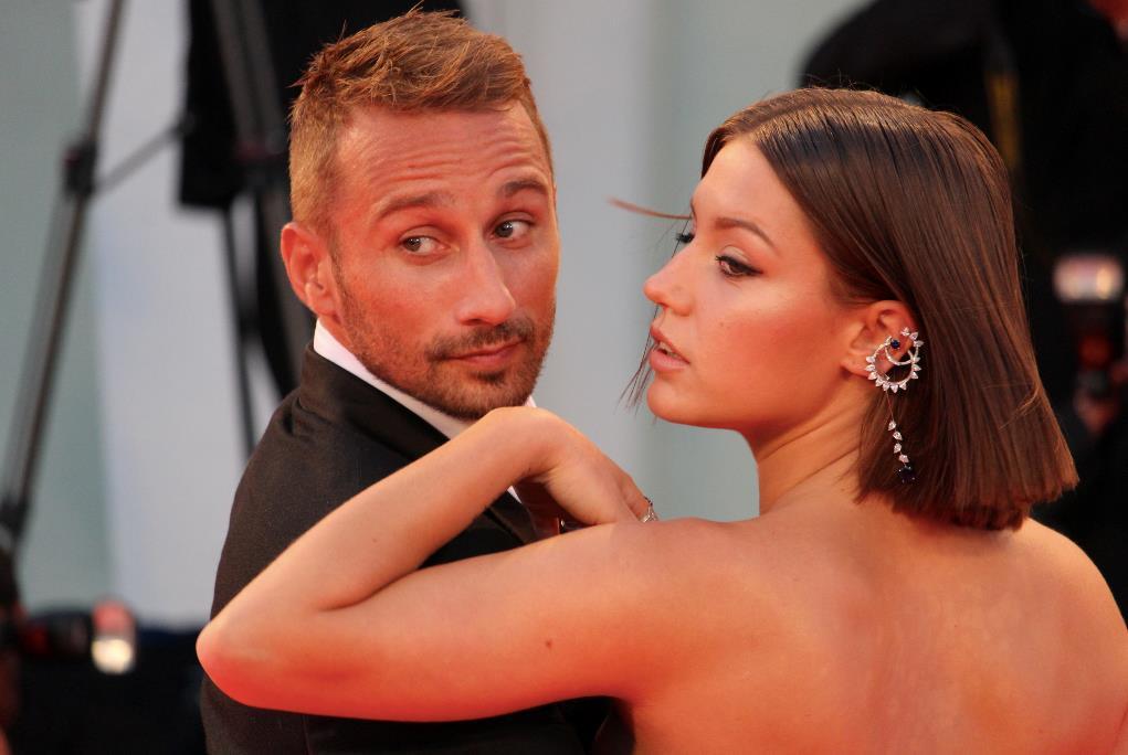 Matthias Schoenaerts e Adèle Exarchopoulos sono super glamour a Venezia 74
