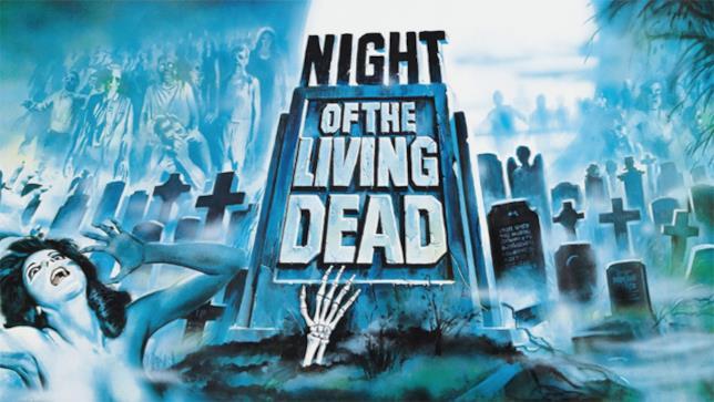 La notte dei morti viventi di George Romero