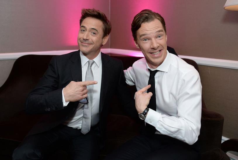 Robert Downey Jr. e Benedict Cumberbatch scherzano su chi sia il vero Mr Holmes