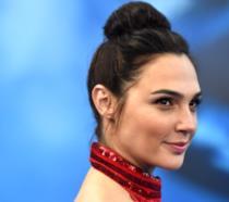 Gal Gadot alla prima di Wonder Woman