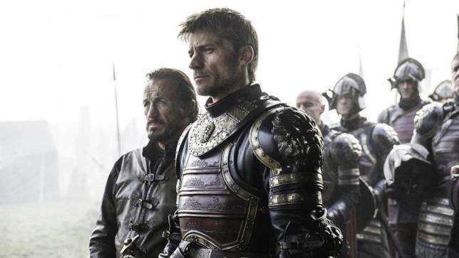Coster-Waldau nei panni di Jaime Lannister