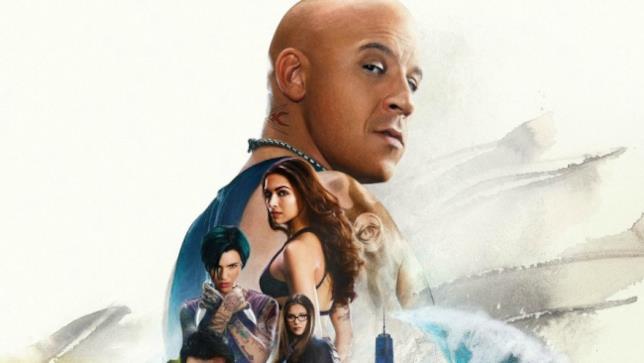 Vin Diesel è il protagonista di XXX - Il ritorno di Xander Cage