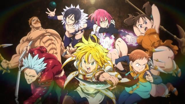 I sette peccati capitali anime