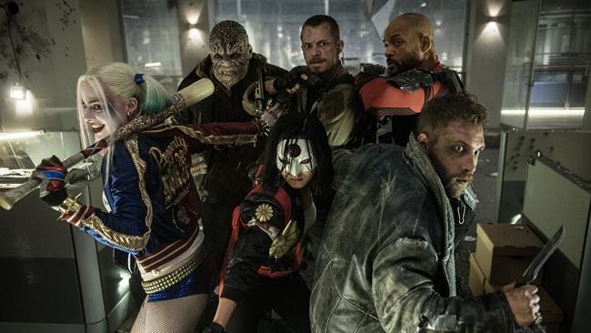 La gang di Suicide Squad