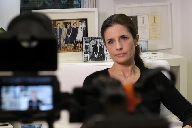 Livia Firth, co-founder di The Circle