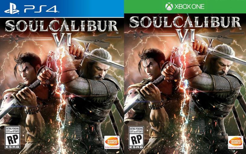 SoulCalibur VI uscirà il 16 ottobre 2018
