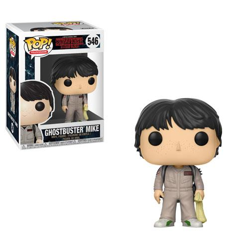 Mike in formato Funko POP!