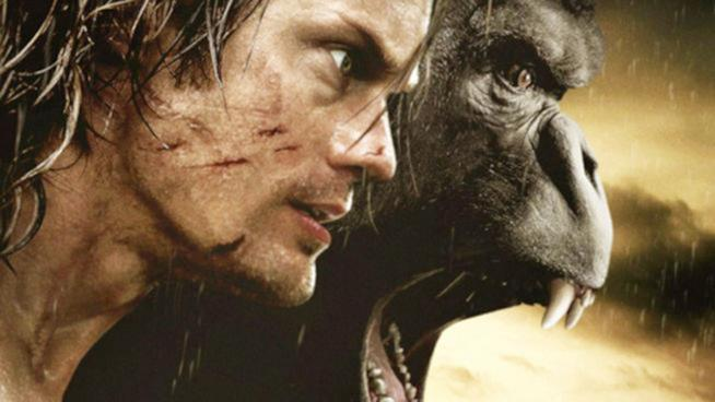 Alexander Skarsgård è Tarzan