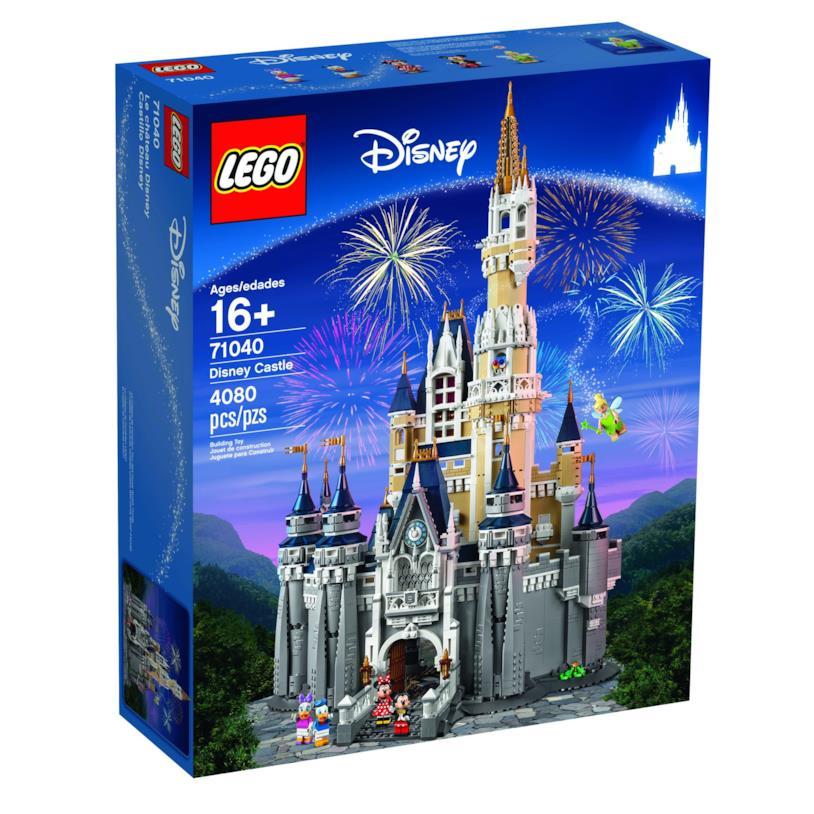 Set Castello Disney Lego