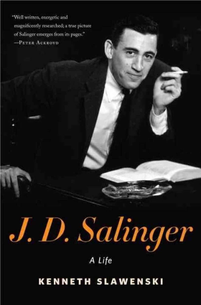 Kenneth Slawenski è l'autore di J.D. Salinger: A Life