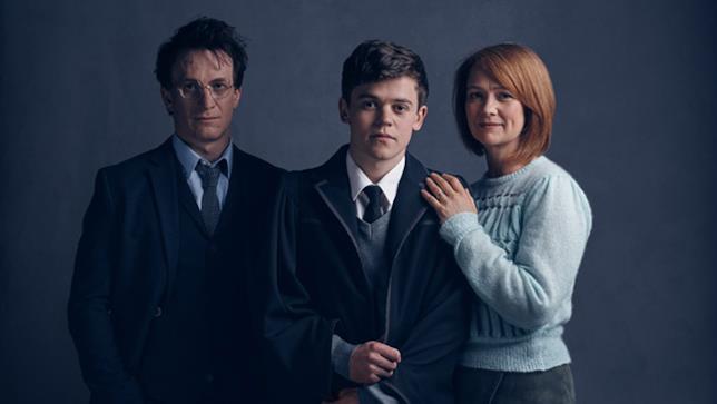 Immagine ufficiale di Harry Potter e La Maledizione dell'Erede