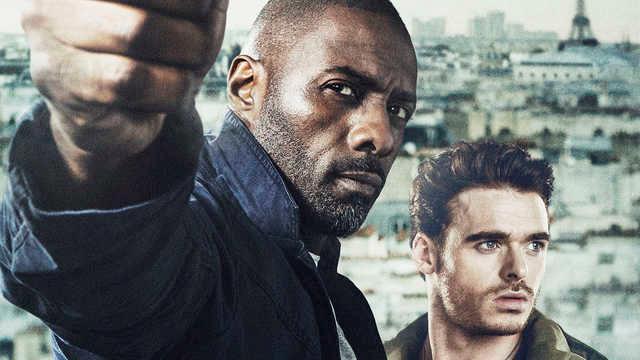 Idris Elba e Richard Madden in Bastille Day