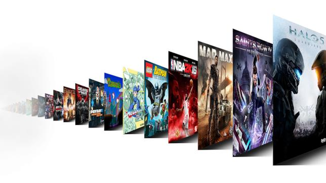 Xbox Game Pass per Xbox One