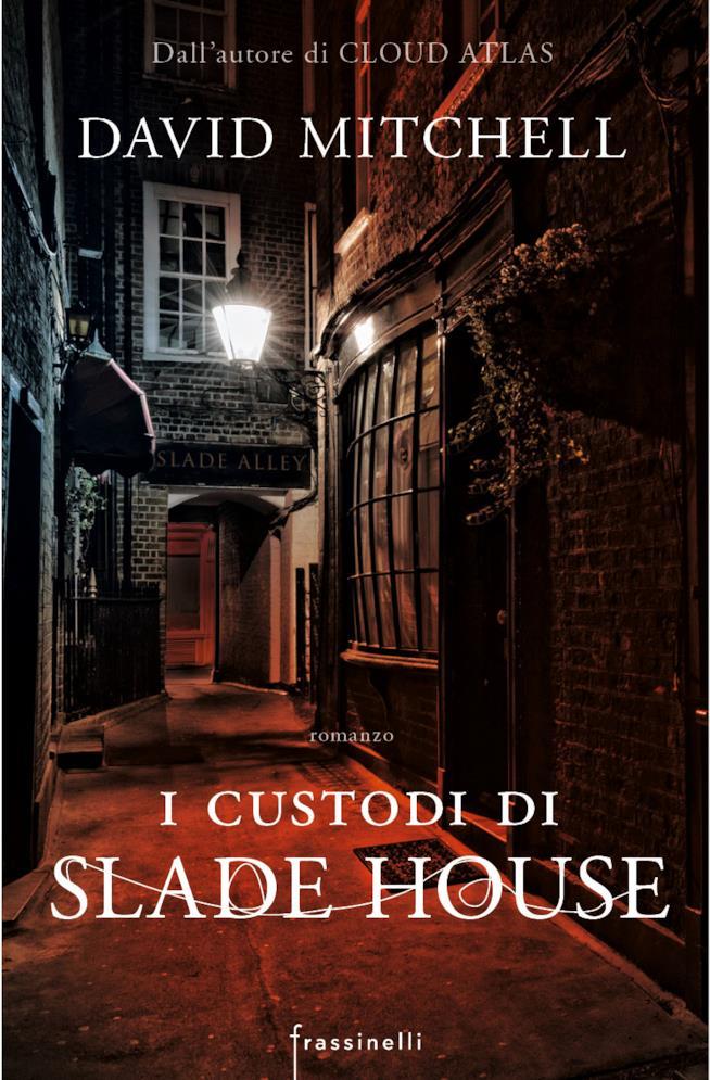 La copertina italiana de I Custodi di Slade House