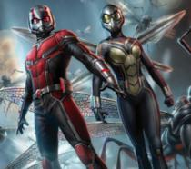 Ant-Man e Wasp