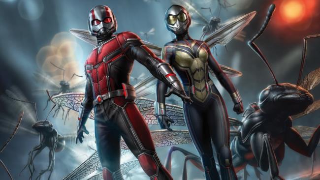 Ant-Man e Wasp