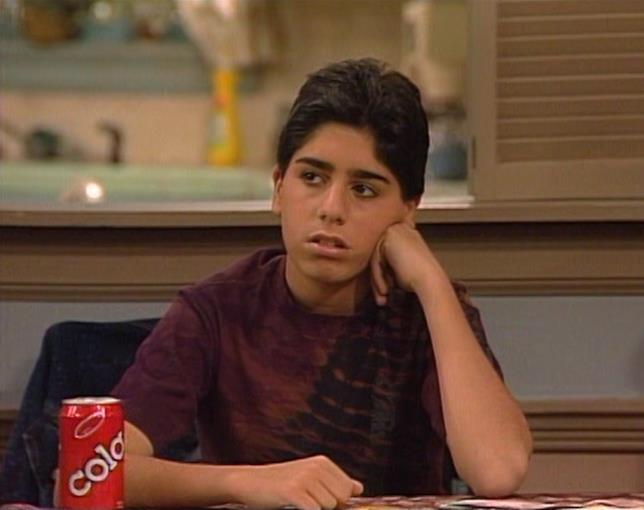 Il giovane Jake, protagonista di Alf