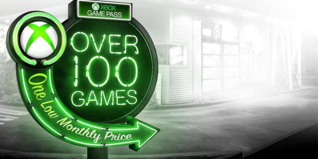 Il logo di Xbox Game Pass