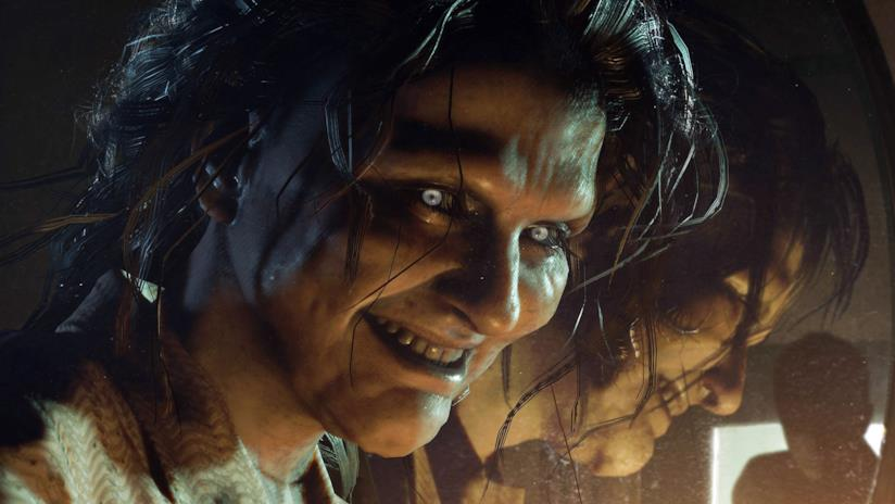 Mamma Baker da Resident Evil 7