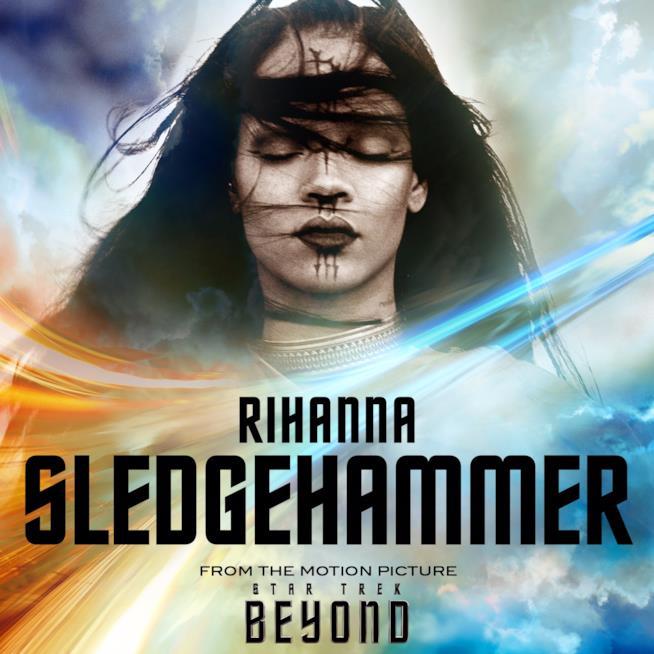 Rihanna parla della canzone scritta per Star Trek