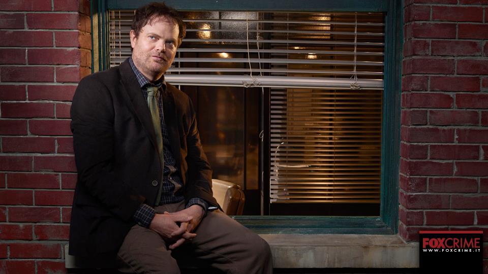 """Per Wilson è stata una sfida: """"Sono un uomo con un aspetto buffo e ottenere un ruolo da protagonista è stato molto eccitante""""."""