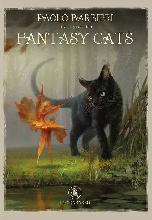 Fantasy Cats di Paolo Barbieri