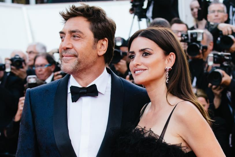 Penelope Cruz e Javier Bardem sul red carpet di Cannes 71