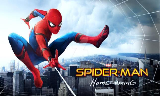 Il protagonista della pellicola Spider-Man: Homecoming
