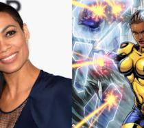 Rosario Dawson si prepara a erigere il suo scudo bio-psichico in New Mutants di Josh Boone