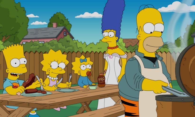 Estratto da I Simpson - Il Film