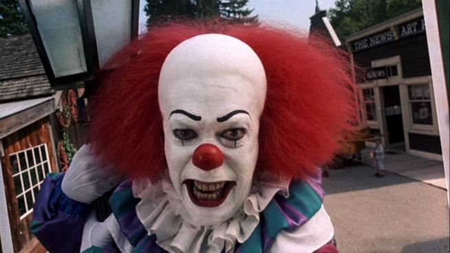 Pennywise, Tim Curry