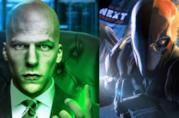 In foto Lex Luthor e Deathstroke da Legion of Doom