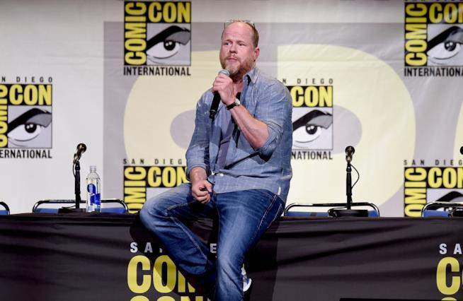 Joss Whedon al San Diego Comic-Con 2016