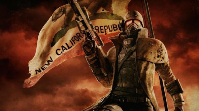 Un concept art di Fallout New Vegas