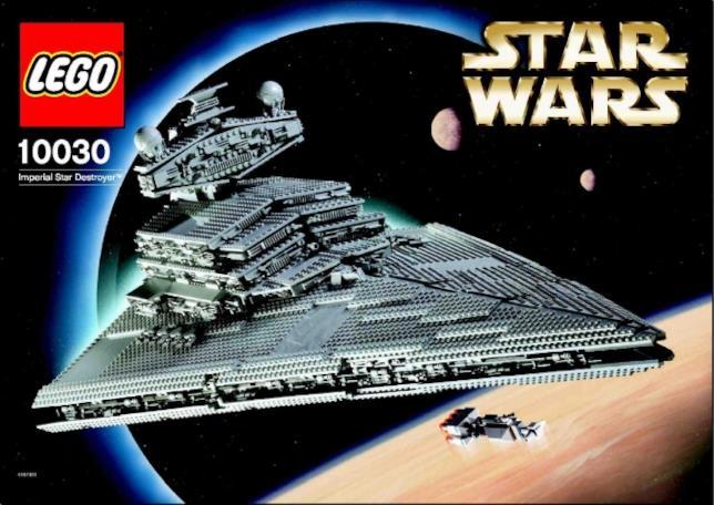 Set Lego Star Destroyer