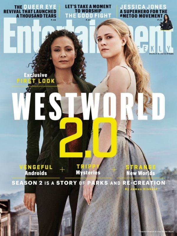 La cover di EW