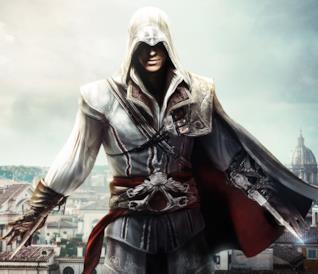 Ezio Auditore, eroe di Assassin's Creed