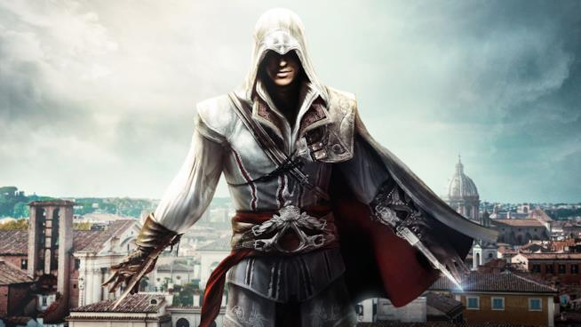 Ezio Auditore, eroe di Assassin's Creed
