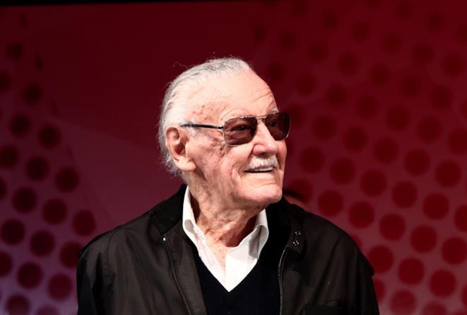 Stan Lee il grande autore Marvel