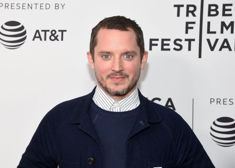 Elijah Wood al Tribeca Film Festival 2019