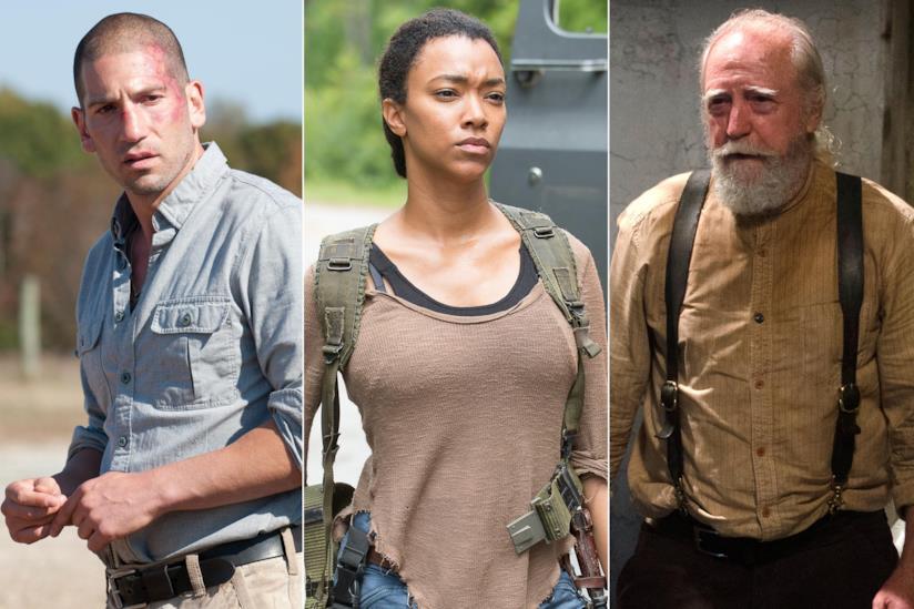The Walking Dead: Shane, Sasha e Hershel tornano nella stagione 9