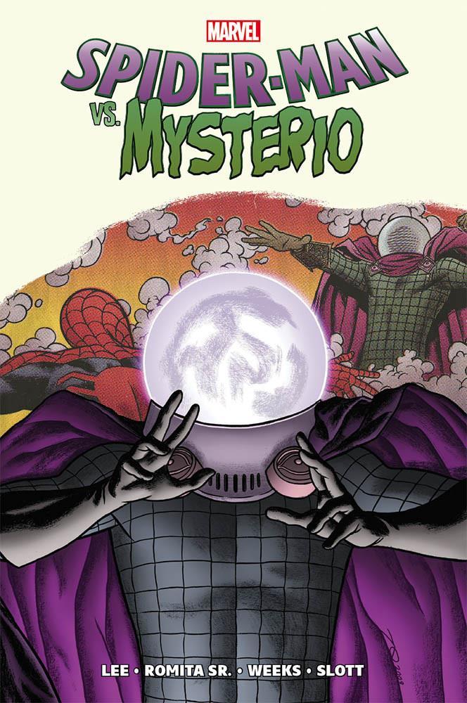Il volume Spider-Man VS Mysterio