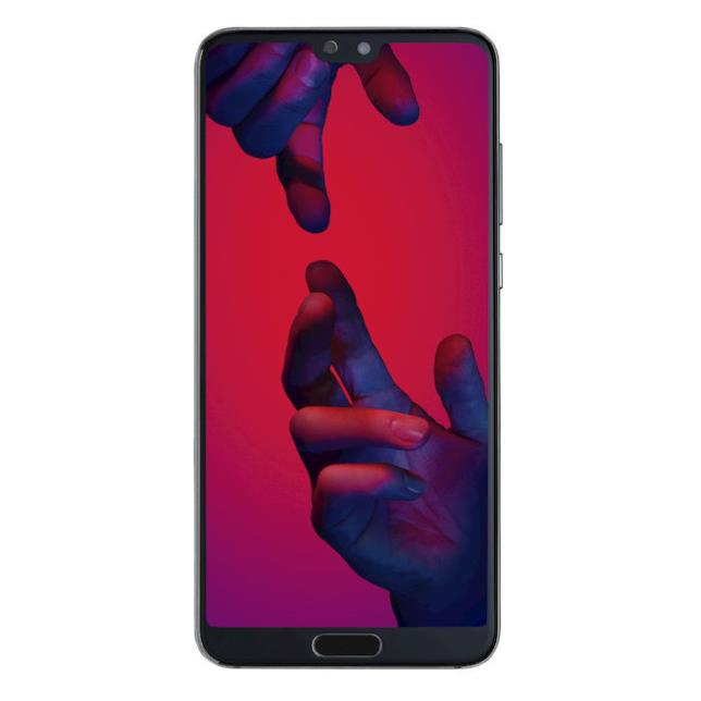 Immagine stampa di Huawei P20 Pro Black