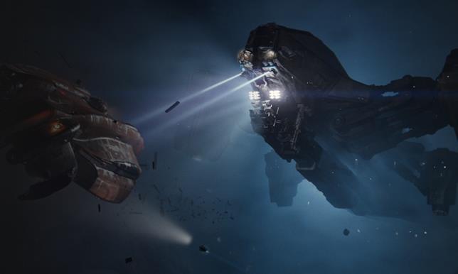 Star Citizen proporrà battaglie nello spazio