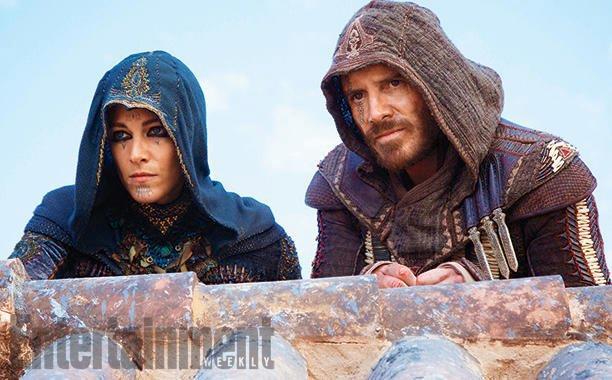 Michael Fassbender sarà Callum Lynch nel film di Assassin's Creed