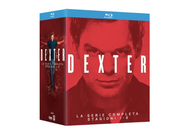 Blu-ray di Dexter