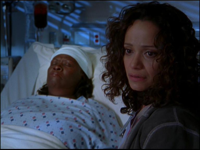 Carla dice addio per sempre a Laverne
