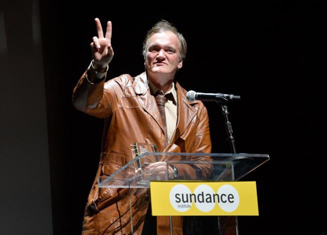 Quentin Tarantino al Sundance Next Fest 2017