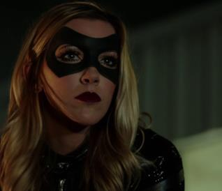 Black Canary nella serie TV Arrow